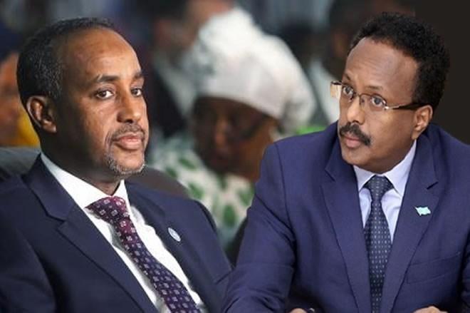 Efforts under way to end Somalia leaders' spat