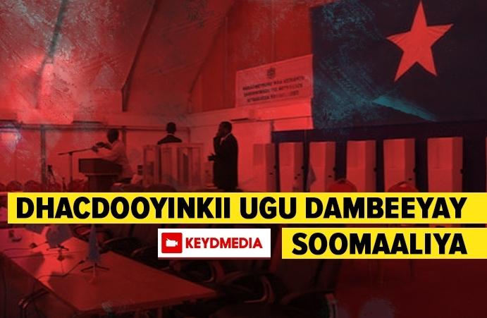 Dhacdooyinkii Todobaadka ee Soomaaliya