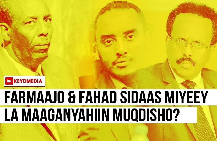 Sidaas miyeey la maagan yihiin Muqdisho?