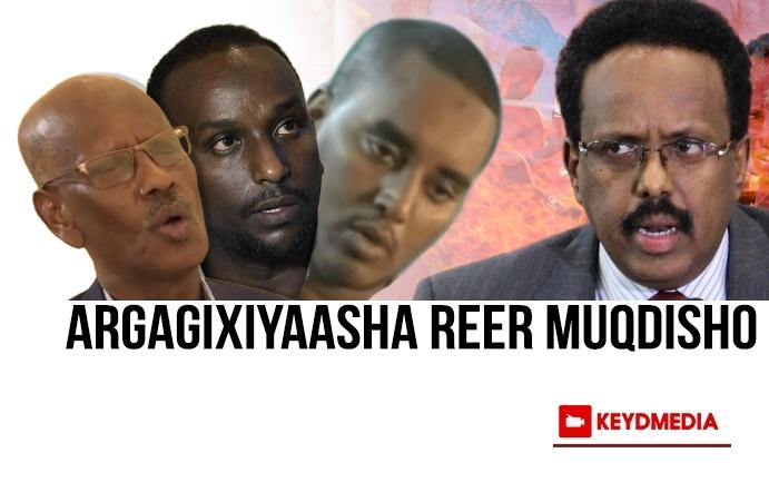 Waxaa loo yaqaan: Argagixisada Reer Muqdisho