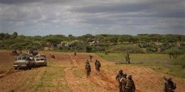 Ciidamada DFS & AMISOM oo la wareegay Degmada Tiyeeglow ee Gobolka Bakool