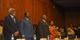 Jawaari oo ka Qeybgalay Furitaanka Kalfadhiga 4-aad ee Baarlamaanka Uganda