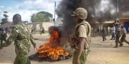 """Kenya oo markale la """"weeraray"""", 18 Qof oo la dilay"""