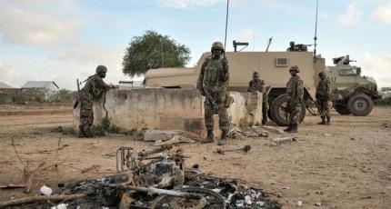 Battle against al-Shabab heats up in Somalia