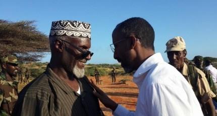 Barre Hiiraale & Ciidan uu wato oo tagay  Kismaayo