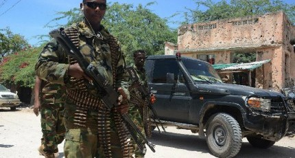 Troops 'liberate' Islamist stronghold in Somalia offensive