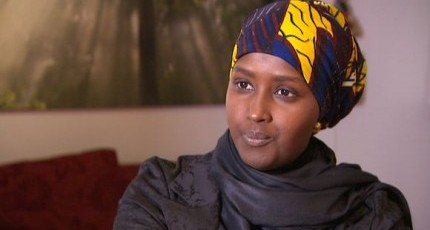 Finn aims to be first female president of Somalia